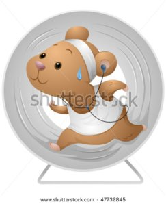 stock-vector-hamster-exercising-vector-47732845
